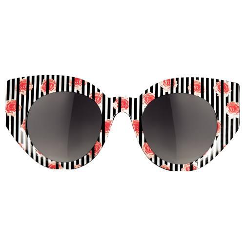 فریم عینک آفتابی سواچ مدل SEF03WPB006 بدون دسته