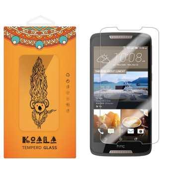 محافظ صفحه نمایش شیشه ای کوالا مدل Tempered مناسب برای گوشی موبایل اچ تی سی Desire 828