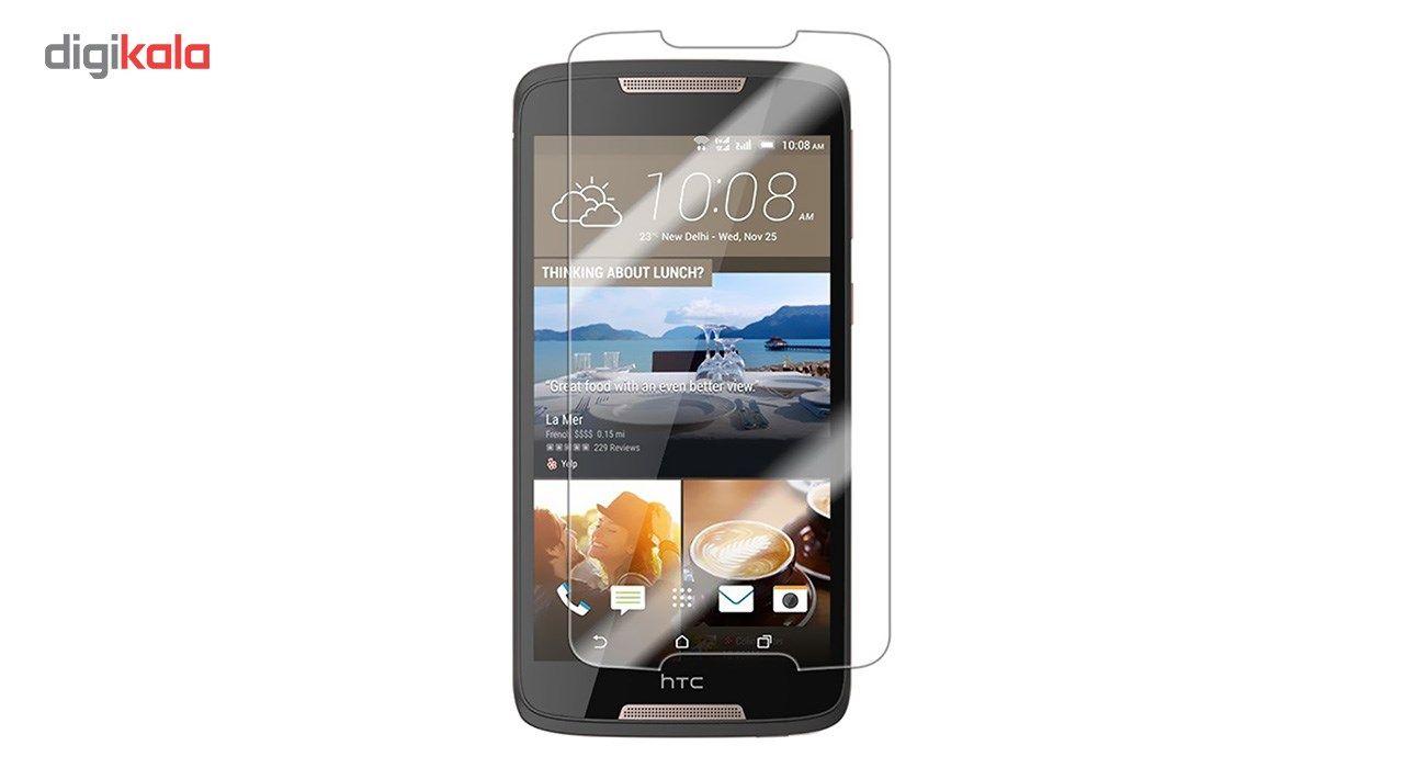 محافظ صفحه نمایش شیشه ای کوالا مدل Tempered مناسب برای گوشی موبایل اچ تی سی Desire 828 main 1 2