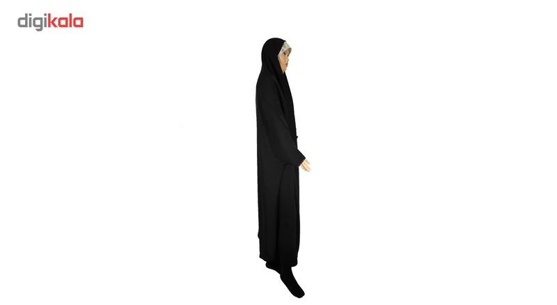 چادر دانشجویی حریرالاسود حجاب حدیث کد 120
