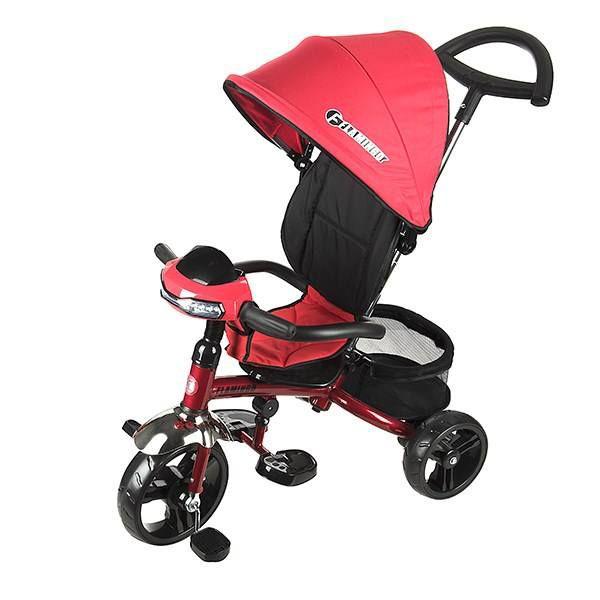 سه چرخه کودک فلامینگو مدل T200 Air کد 6776