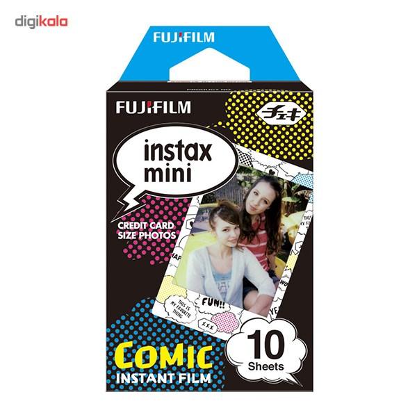 قیمت                      فیلم مخصوص دوربین فوجی فیلم اینستکس مینی مدل Instax Mini Comic