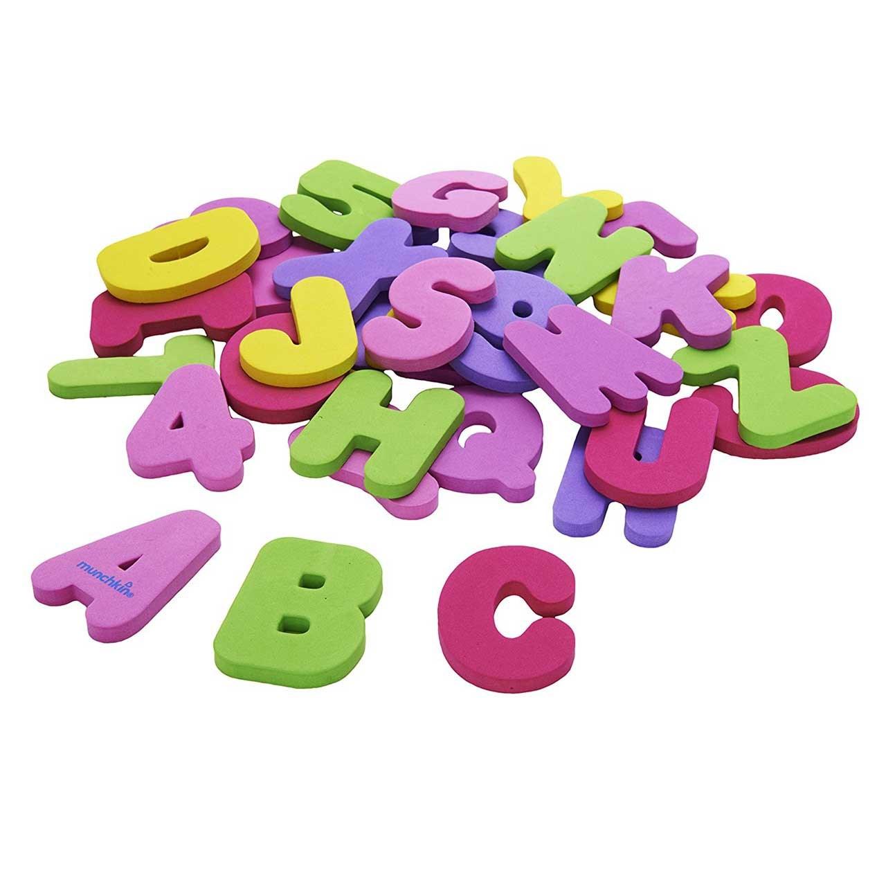 بازی آموزشی مانچکین مدل اعداد و حروف 11059