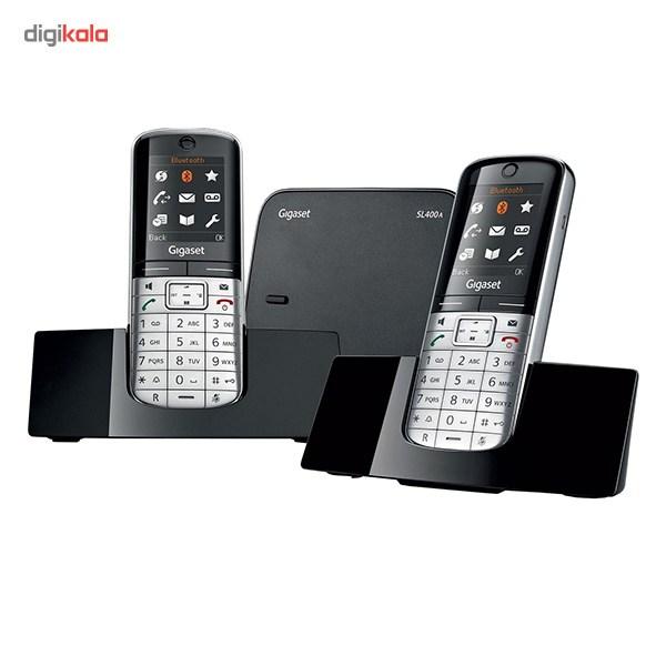 قیمت                      تلفن گیگاست مدل SL400A DUO