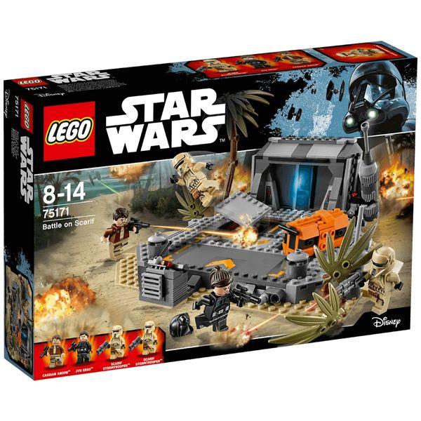 لگو سری Star Wars مدل Battle On Scarif 75171