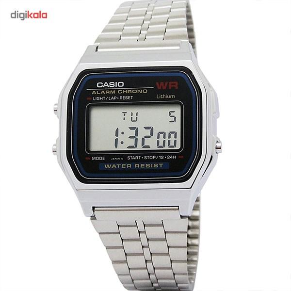ساعت مچی دیجیتال مردانه کاسیو مدل A159WA-N1DF