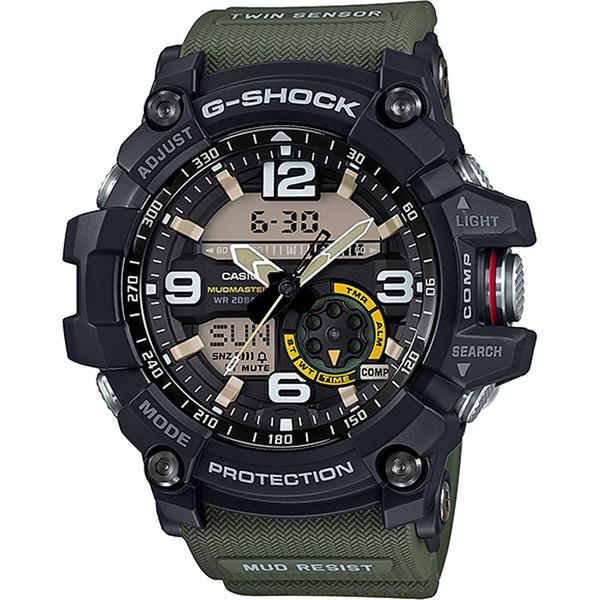 ساعت مچی عقربه ای مردانه کاسیو جی شاک مدل GG-1000-1A3DR