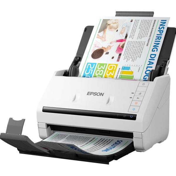 اسکنر حرفهای اسناد اپسون مدل DS-530