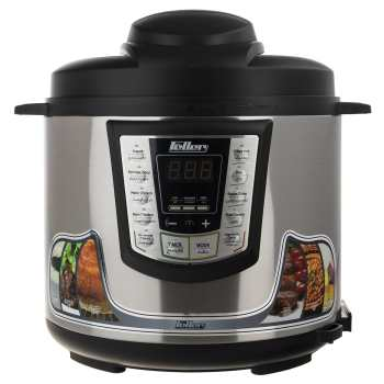 زودپز برقی فلر مدل PC163 | Feller PC163 Electric Pressure Cooker