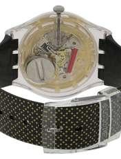 ساعت مچی عقربه ای زنانه سواچ مدل SUOK119 -  - 4