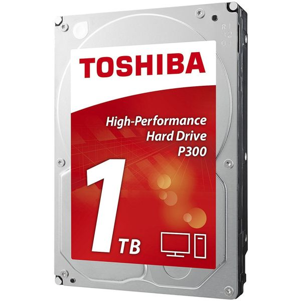 هارددیسک اینترنال توشیبا مدل P300 HDWD110EZSTA ظرفیت 1 ترابایت