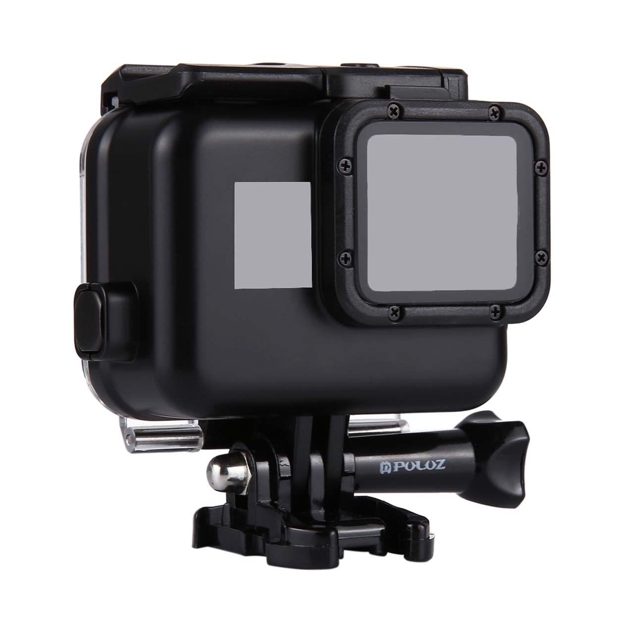 بررسی و {خرید با تخفیف}                                     کاور ضد آب پلوز مدل Back Cover مناسب برای دوربین ورزشی گوپرو هیرو 5/6                             اصل