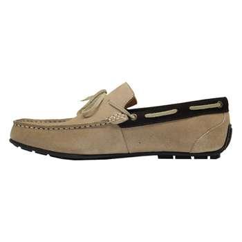 کفش روزمره مردانه چرم آرا مدل sh019 کد k