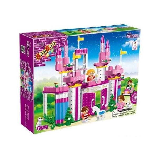 مدلسازی بن بائو مدل قلعه کد 6365