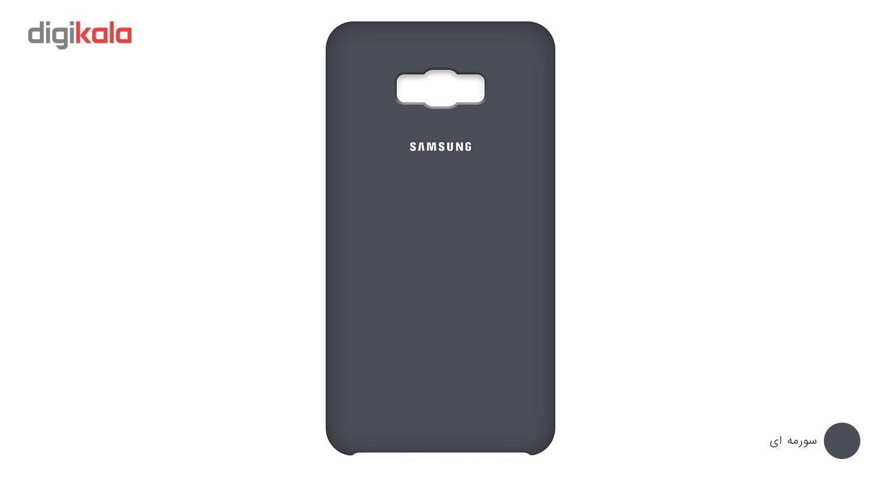 کاور سیلیکونی مناسب برای گوشی موبایل سامسونگ گلکسی J7 2016 main 1 2
