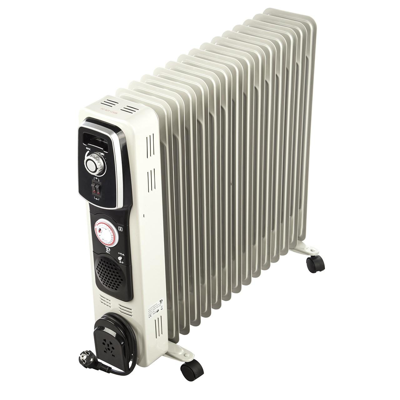 شوفاژ برقی تک الکتریک مدل RA1108-15FW