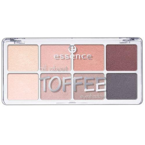 سایه چشم اسنس مدل all about Toffee شماره 06