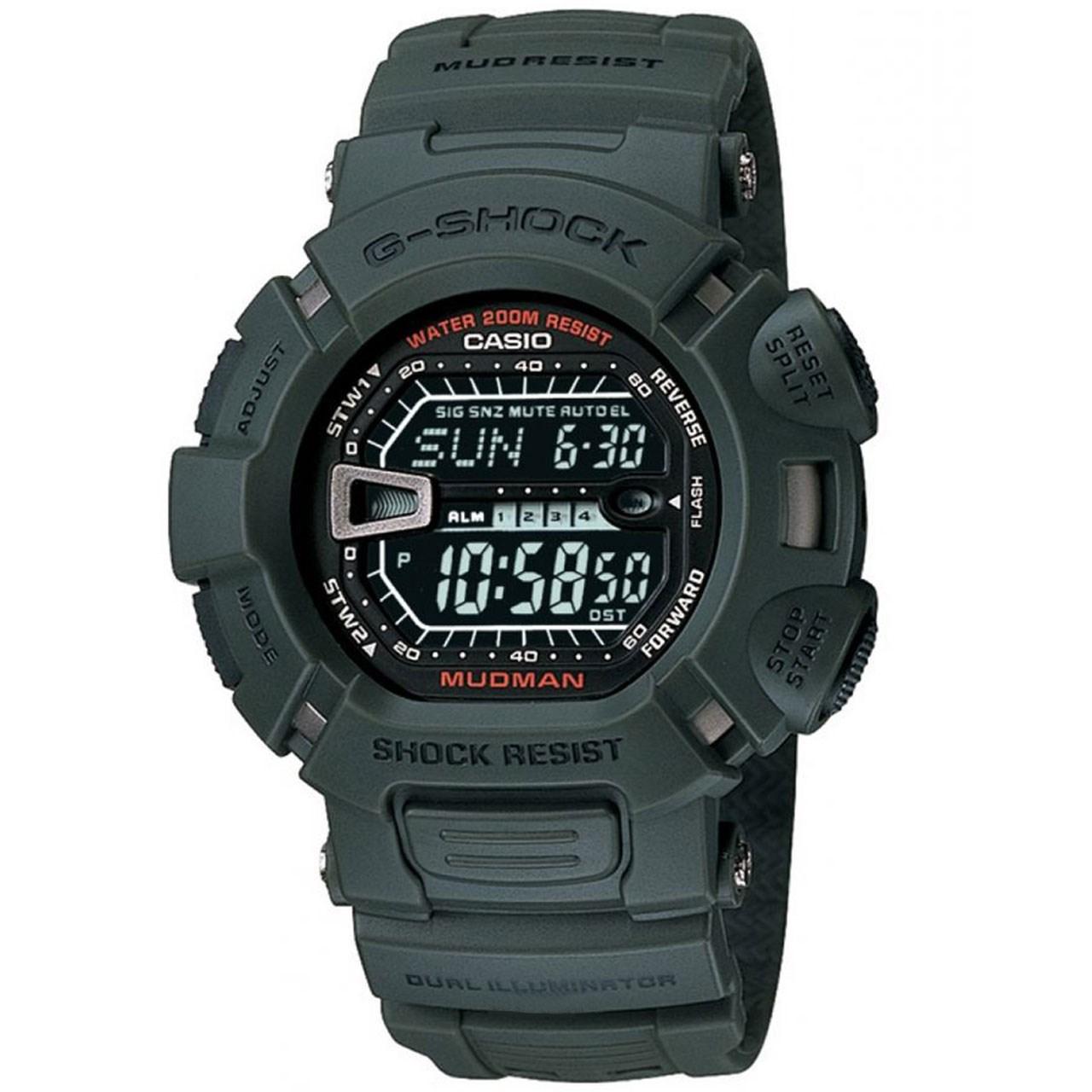 ساعت مچی دیجیتال مردانه کاسیو مدل G-9000-3VDR 35