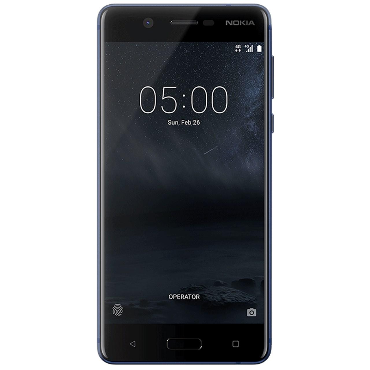 گوشی موبایل نوکیا مدل 5 دو سیم کارت | Nokia 5 Dual SIM Mobile Phone
