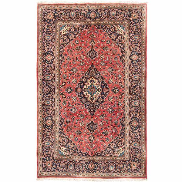 فرش دستبافت قدیمی شش متری سی پرشیا کد 102079