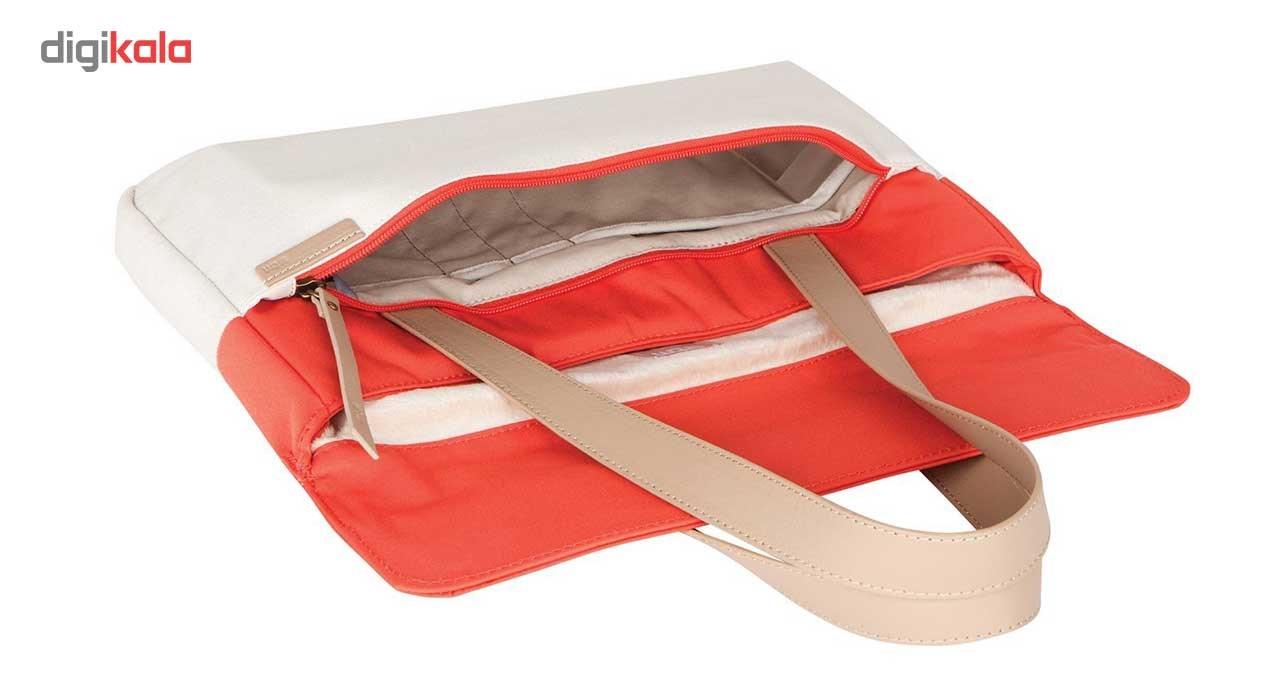 کیف لپ تاپ اس تی ام مدل Grace Deluxe مناسب برای مک بوک 15 اینچی