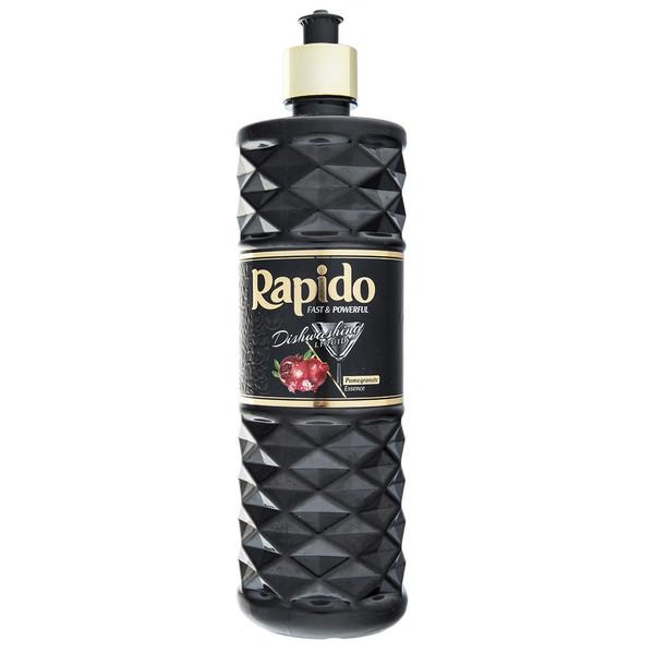 مایع ظرفشویی راپیدو مدل Pomegranate Essence مقدار 900 گرم