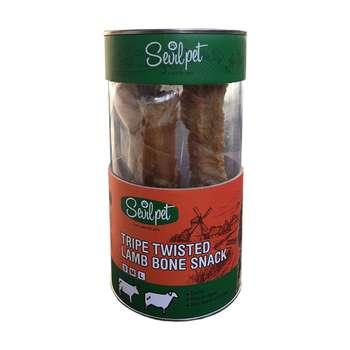غذای تشویقی سگ سویل پت مدل Tripe Twisted Lamb وزن 160گرم