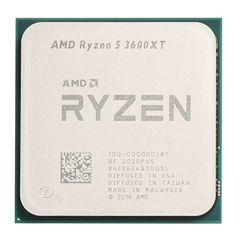 پردازنده مرکزی ای ام دی مدل Ryzen 5 3600XT