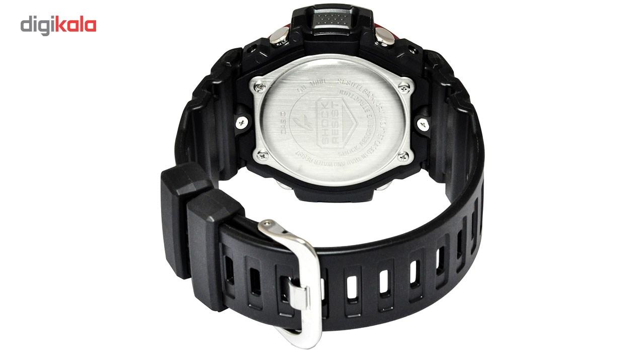 ساعت مچی عقربه ای مردانه کاسیو جی شاک مدل GN-1000-1ADR -  - 3