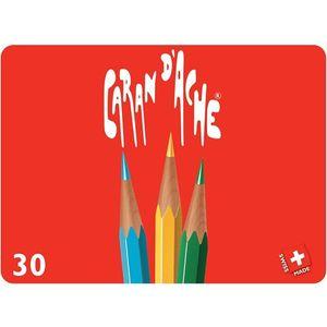 مداد رنگی 30 رنگ Caran d'Ache مدل 288430