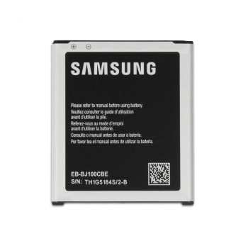 باتری موبایل مدل Galaxy J1 با ظرفیت 1850mAh مناسب برای گوشی موبایل سامسونگ Galaxy J1