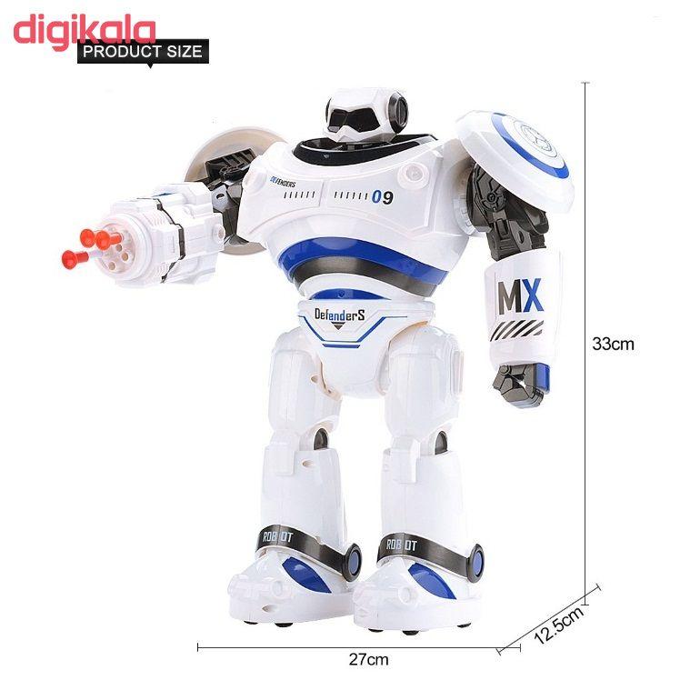 ربات کنترلی کریزون کد 1701A main 1 4