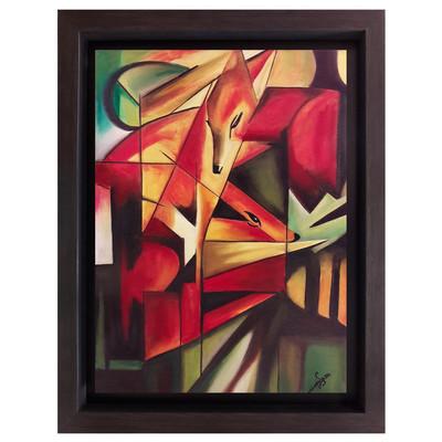 Photo of تابلو نقاشی نگارین گالری کد N-50.70-13