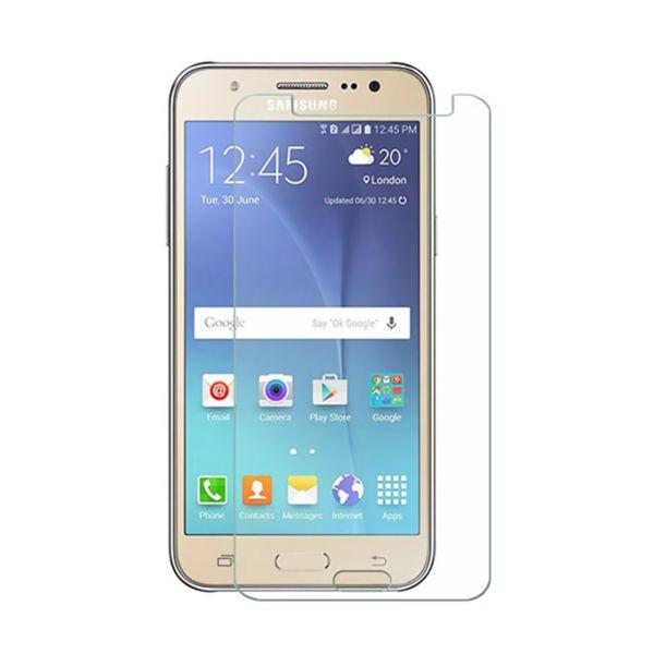 محافظ صفحه نمایش شیشه ای مدل Tempered مناسب برای گوشی موبایل سامسونگ Galaxy J5