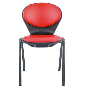 صندلی اداری نیلپر مدل SH415x چرمی