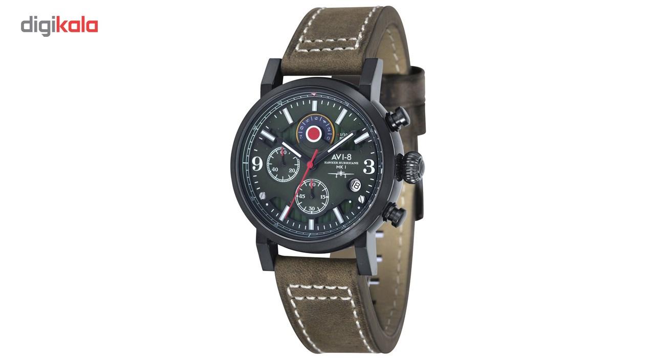 ساعت مچی عقربه ای مردانه ای وی-8 مدل AV-4041-04