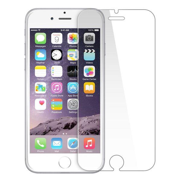 محافظ صفحه نمایش شیشه ای تمپرد مناسب برای گوشی موبایل اپل iPhone 6/6S