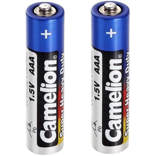 باتری نیم قلمی کملیون مدل Super Heavy Duty بسته 2 عددی