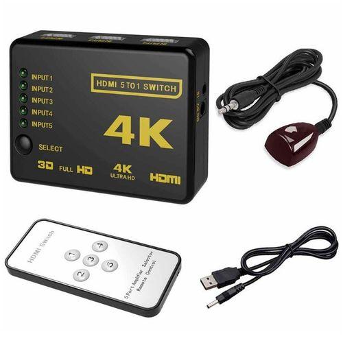 سوئیچ 1 به 5 HDMI مدل UH-501