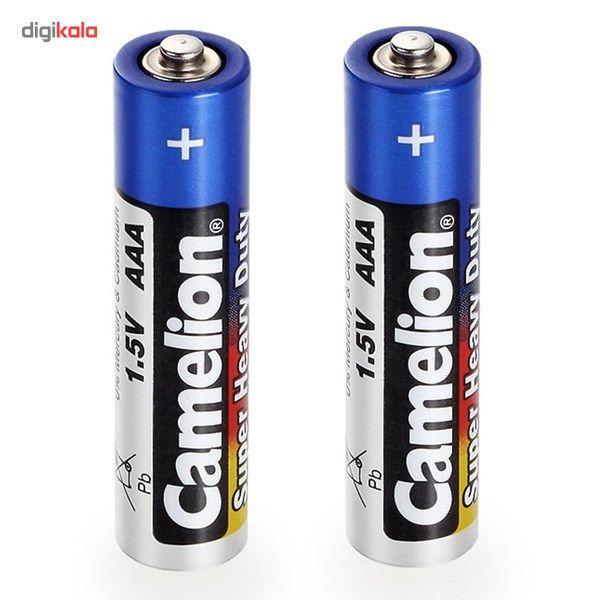 باتری نیم قلمی کملیون مدل Super Heavy Duty بسته 2 عددی main 1 1