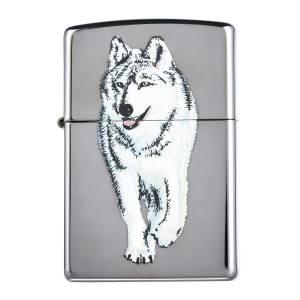 فندک زیپو مدل Wolf