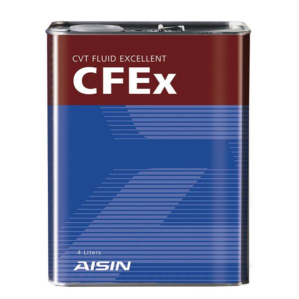 روغن گیربکس خودرو آیسین مدل CFEx-CVT ظرفیت 4 لیتر