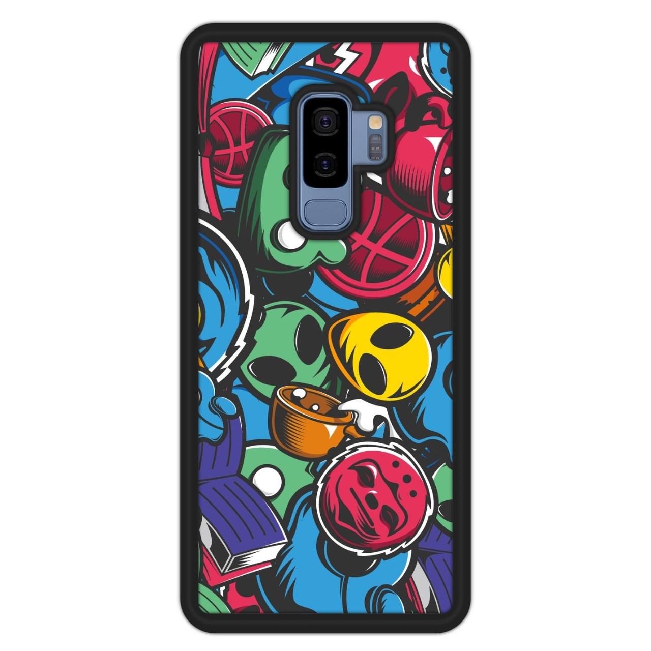 کاور آکام مدل AS9P0124  مناسب برای گوشی موبایل سامسونگ گلکسی اس 9 پلاس