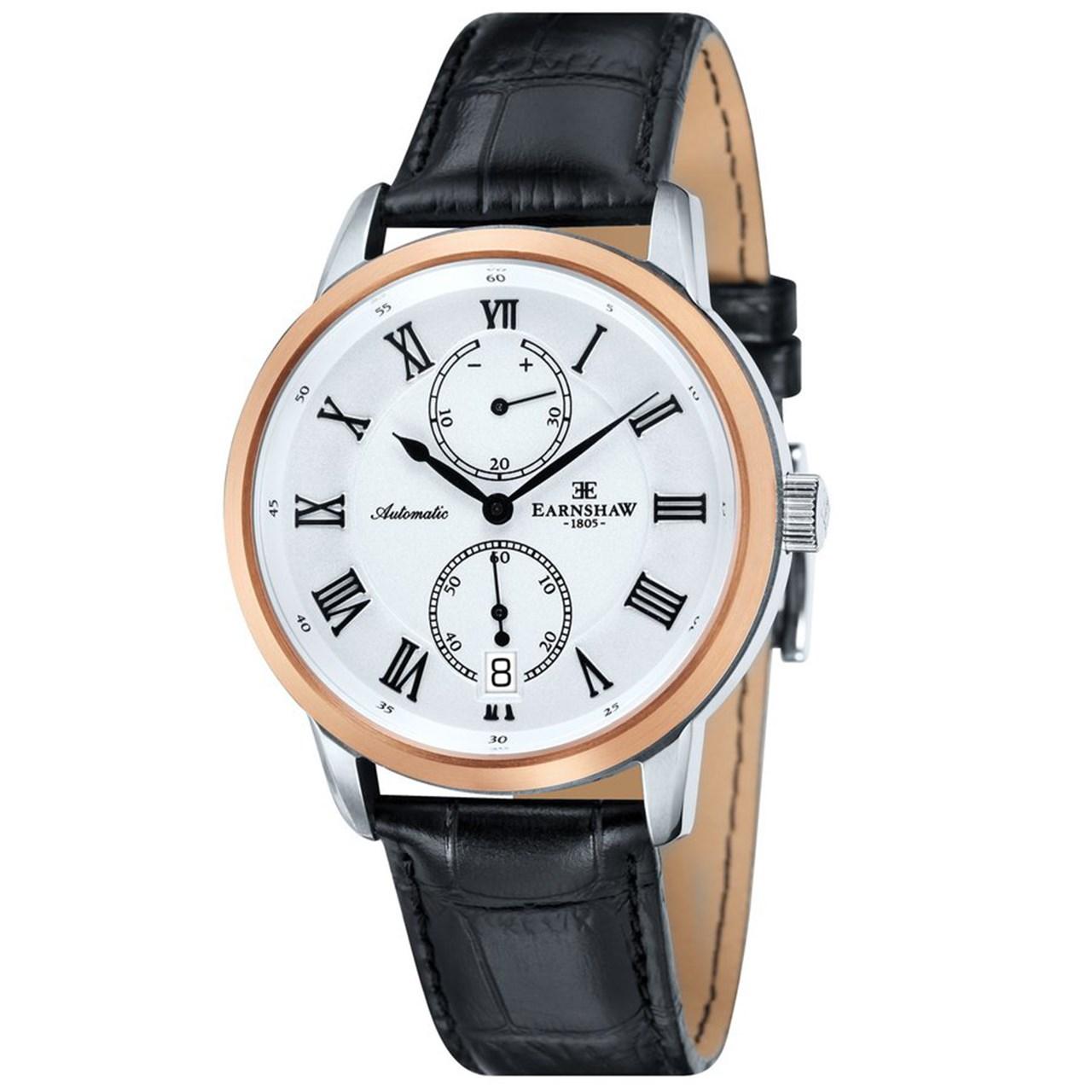 ساعت مچی عقربه ای مردانه ارنشا مدل ES-8035-02 24