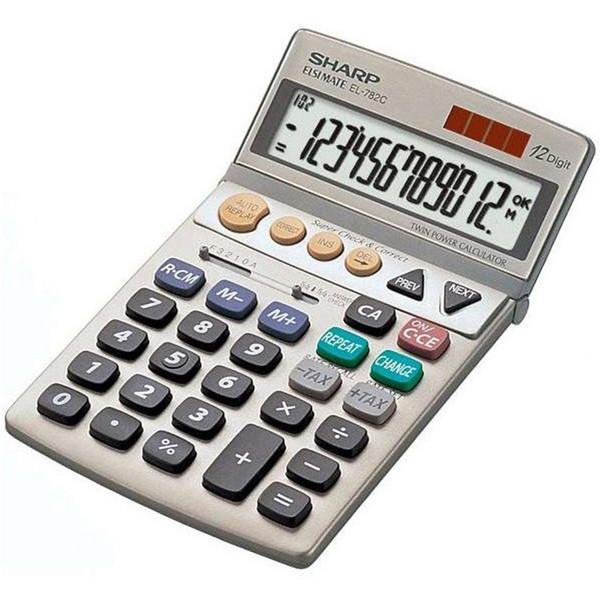 ماشین حساب شارپ مدل EL-782C