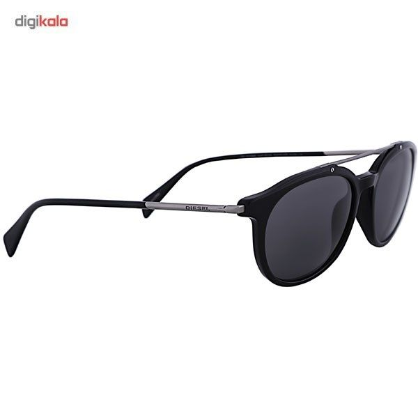 عینک آفتابی دیزل مدل Round-0188-01A