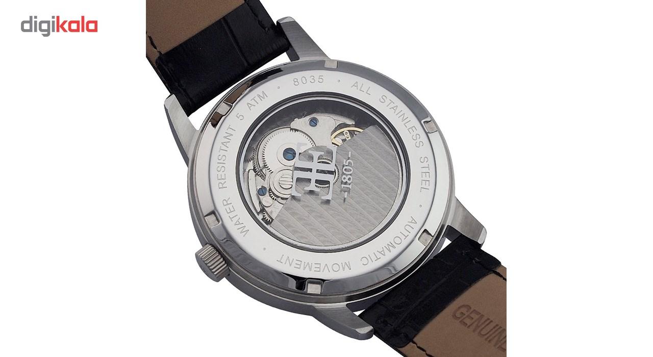 ساعت مچی عقربه ای مردانه ارنشا مدل ES-8035-02