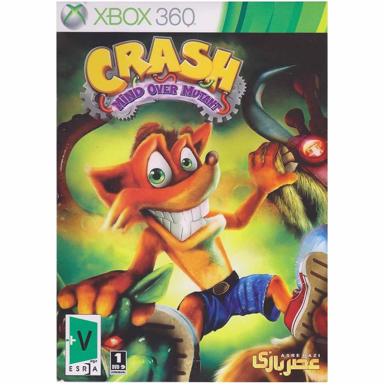 بازی Crash  مخصوص ایکس باکس 360