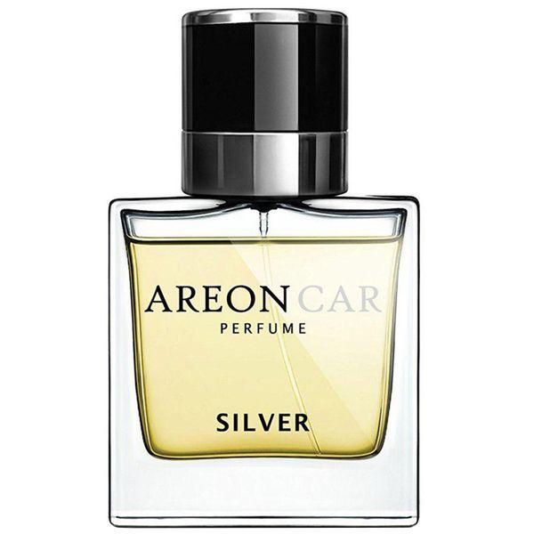 خوشبو کننده ماشین آرئون مدل Car Perfume Silver