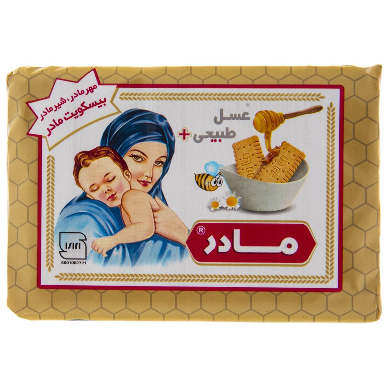 بیسکوییت مادر با عسل طبیعی ویتانا مقدار 70 گرم